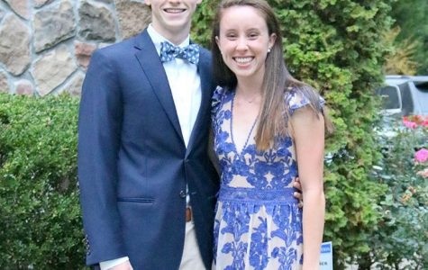 Senior Lauren Ammons and her off-campus date, who goes to Broughton, had a great time at Homecoming!