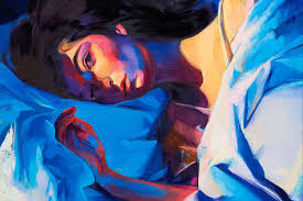 Melodrama's hand painted cover artwork.
