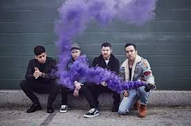 "Fall Out Boy released their new album ""M A N I A"" on January 29, 2018."