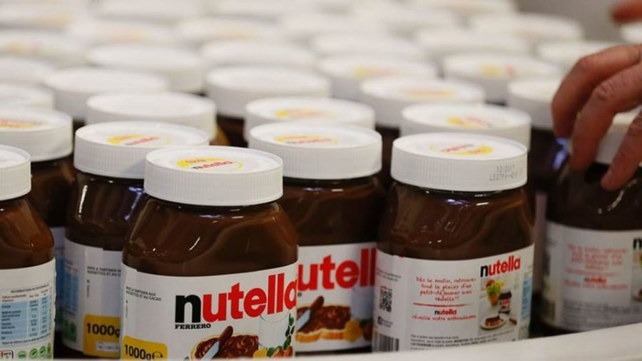 The surprising cause of violent grocery store riots in France is Nutella.