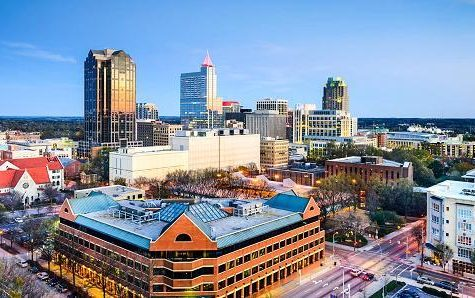 Amazon considers Raleigh's bid for second headquarters