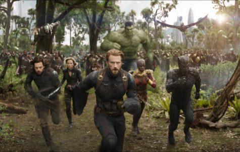 New Avengers film marks end of an era