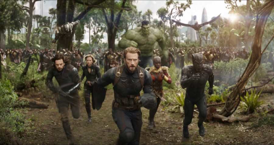 Avengers: Infinity War may be the finale of fan-favorite superhero Captain America.