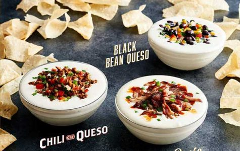 Moe's releases new flavors of queso