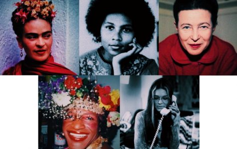 Sanderson students use social media to celebrate International Women's Day