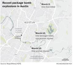 Suspected serial bomber blows himself up
