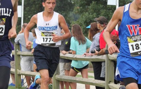 Runner from Syria reaches varsity Cross Country team