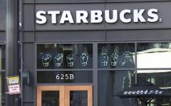 New Starbucks store breaks language barriers