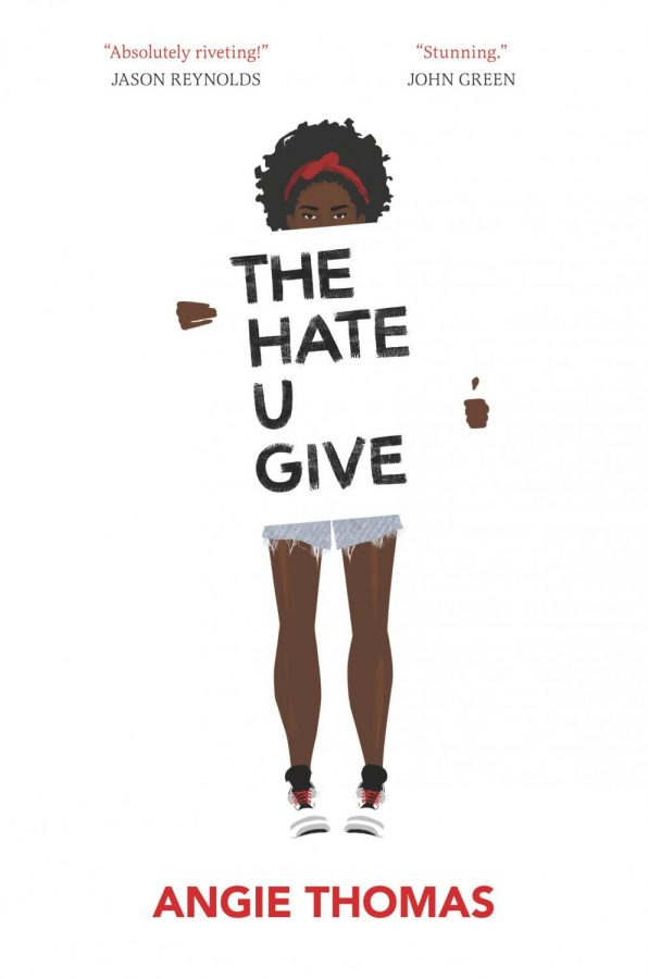 %22The+Hate+U+Give%22+is+a+Must+Read