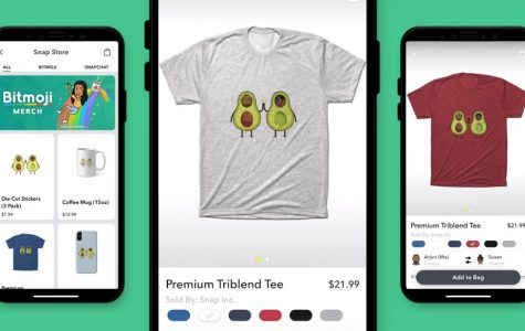 Snapchat adds Bitmojis to online shopping