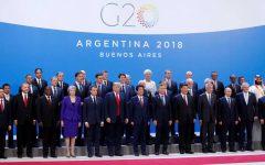 International summit stirs up tensions