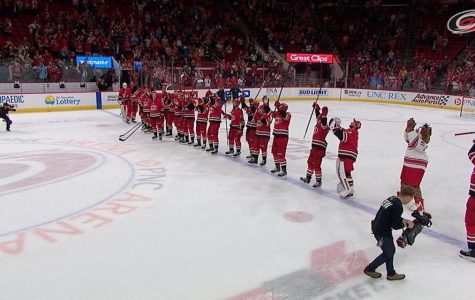 Carolina Hurricanes surge forward