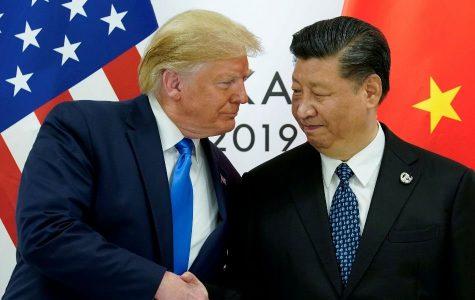 Trump escalates trade war
