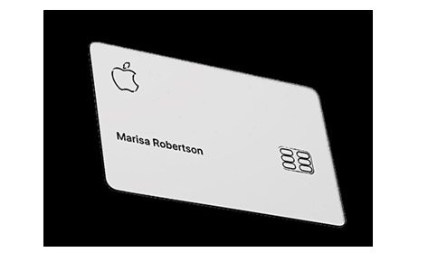 Apple releases new credit card