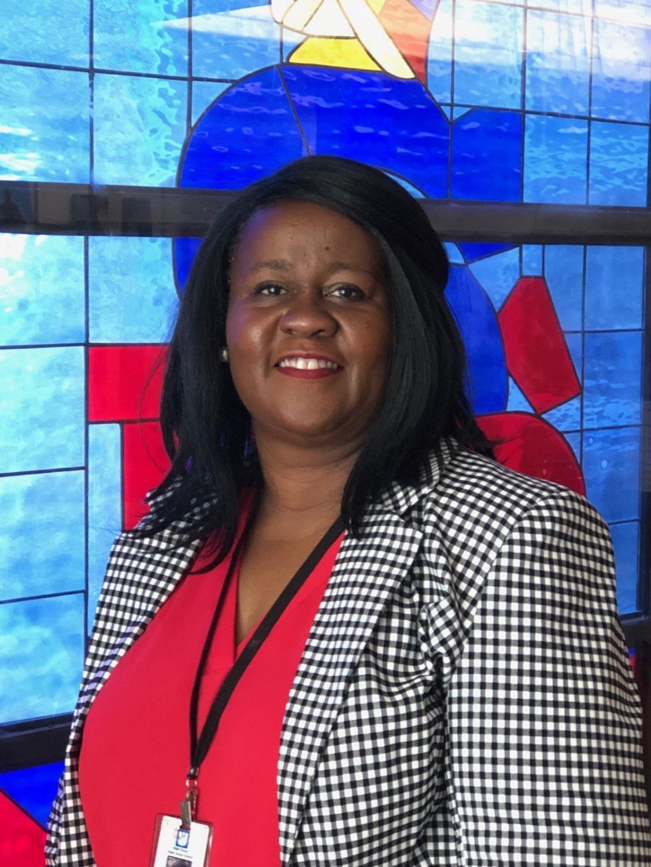 Gretta Dula is Sanderson's new principal.