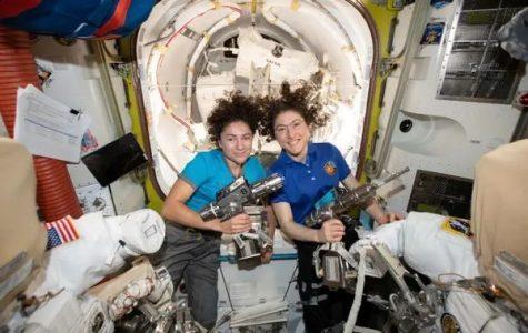NASA Women take 'Giant Leap' for Womankind