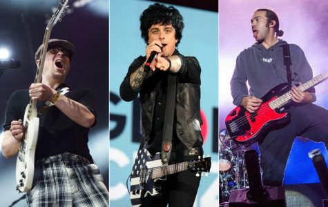 Weezer, Green Day, and Fall Out Boy announce 2020 'Hella Mega' tour.