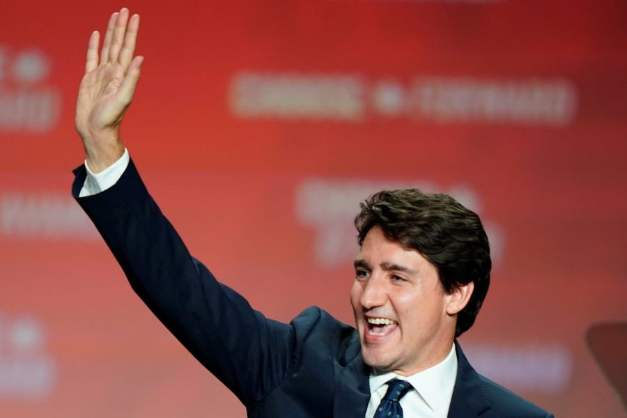 Prime Minister Justin Trudeau will Serve 2nd Term