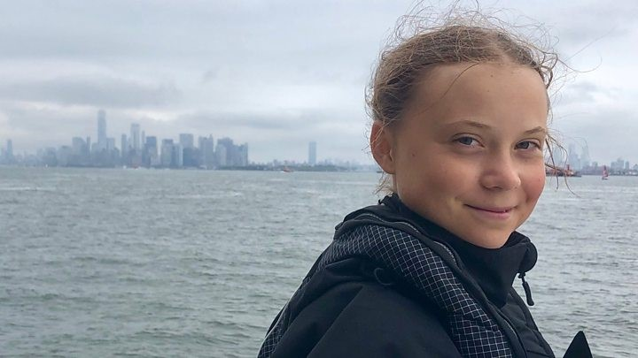 Activist+Greta+Thunberg+is+continuing+to+fight+for+climate+change+action.