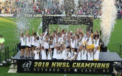 N.C. Courage Wins NWSL Championship
