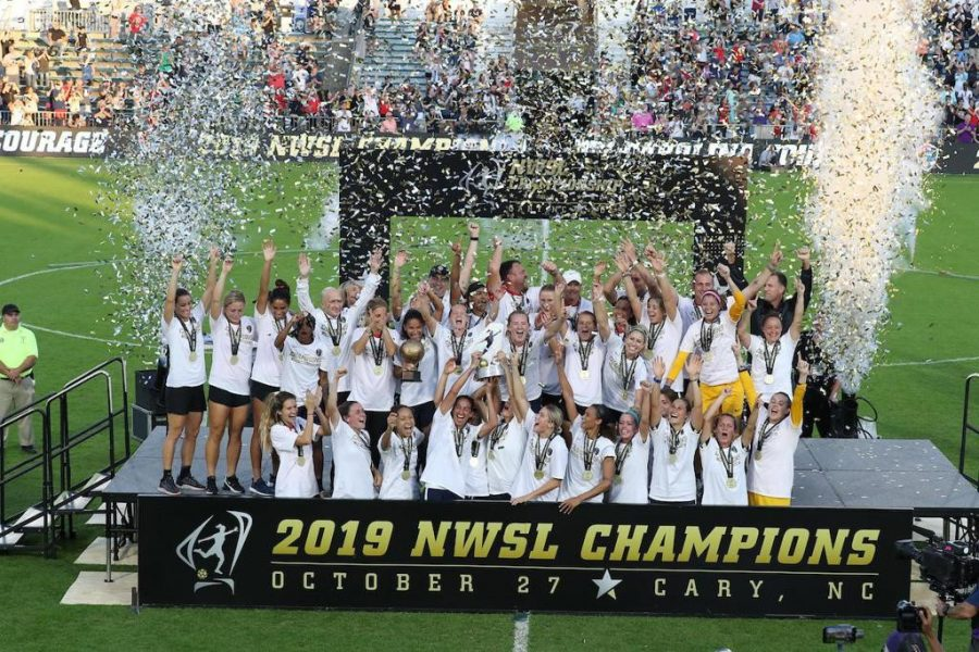 N.C.+Courage+Wins+NWSL+Championship