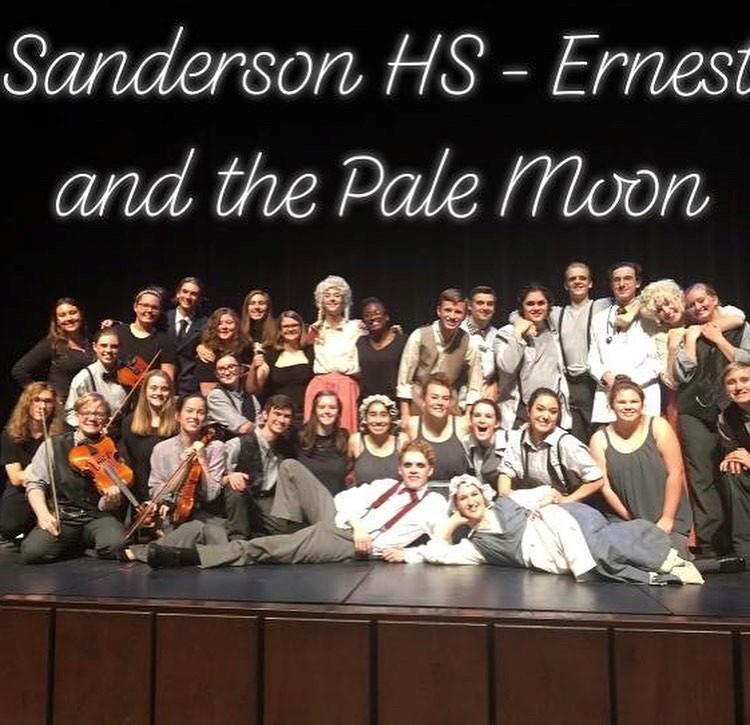 Sanderson's Advanced Theatre Ensemble is taking