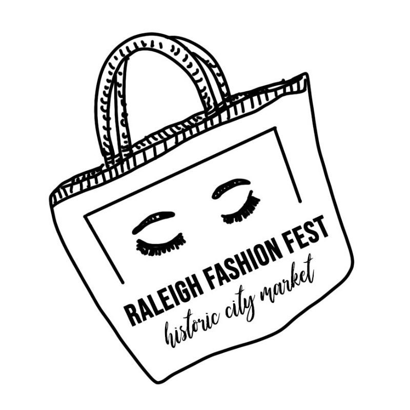 Raleigh Fashion Fest logo.