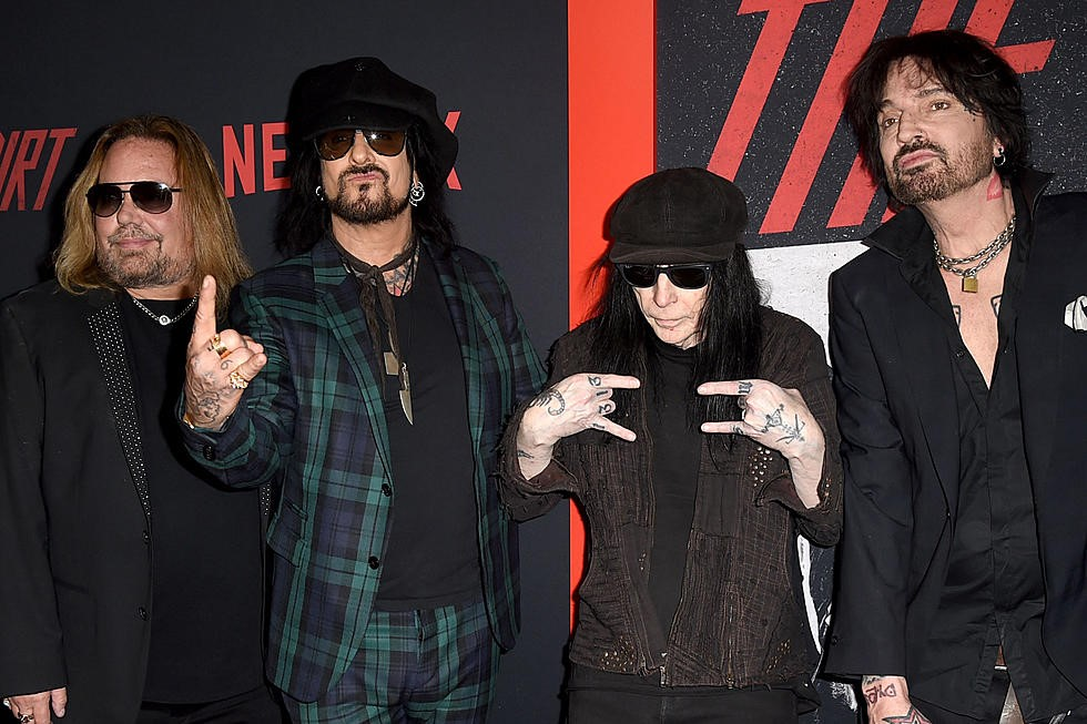 Mötley Crüe, Poison, and Def Leppard will tour the U.S. in 2020.