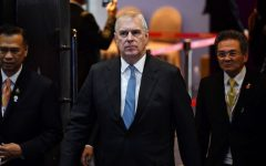 Prince Andrew Resigns from Royal Duties