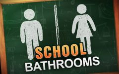 Something has to be done with the schools bathroom policy.