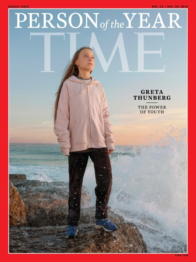 Climate activist Greta Thunberg is TIME's 2019 Person of the Year.