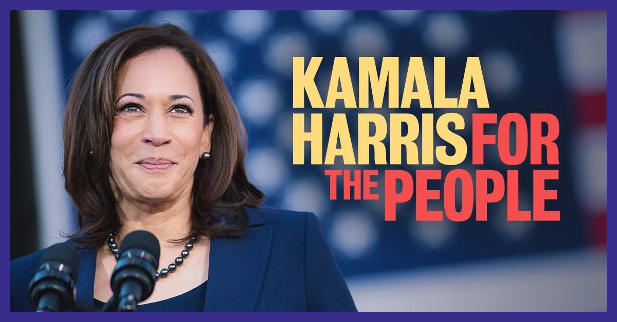 Kamala Harris dropped out of the Democratic race.