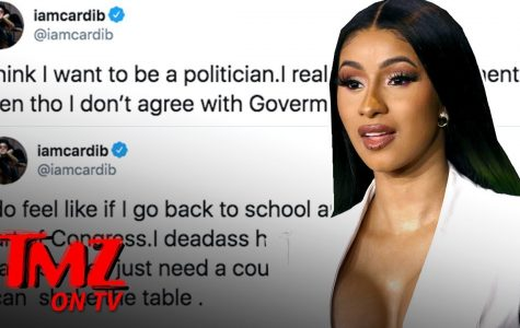 Cardi B Could Run For Congress