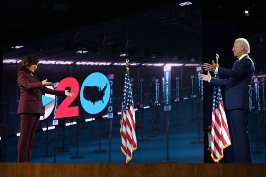 The Democratic National Convention concluded August 20.