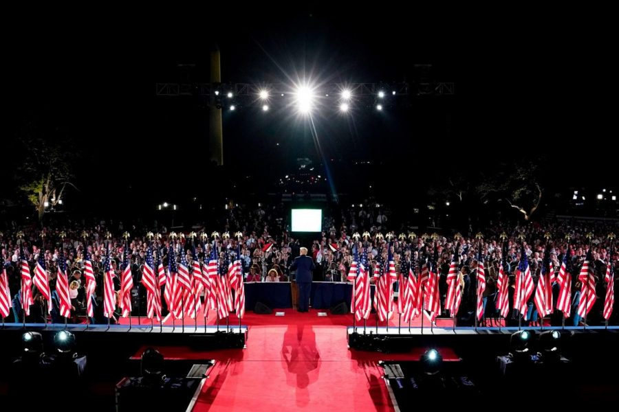 Trump+delivers+his+nomination+acceptance+speech.