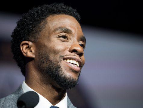 The impact of Chadwick Boseman.