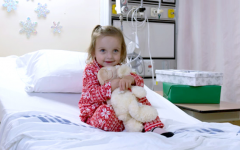 Bring a smile to hospitalized children over the holiday season by donating gifts