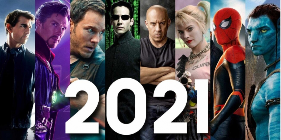 There is an extensive and exciting list for movies to be released this year.