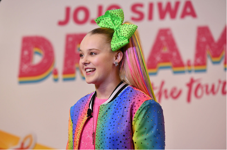 Teen celebrity JoJo Siwa comes out about her sexuality