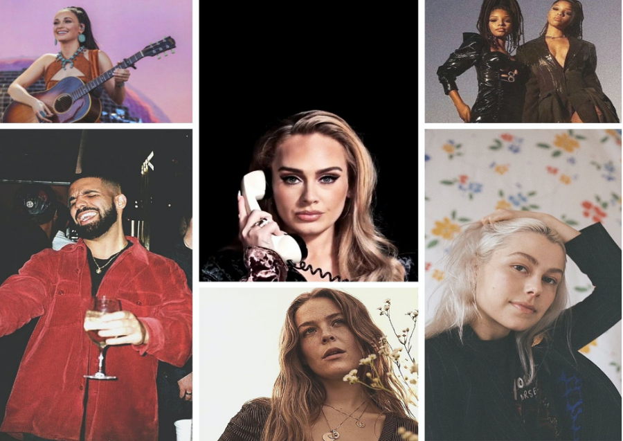 The upcoming year seems promising for the music industry.