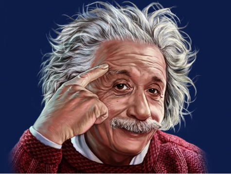 Albert Einstein is considered one of the smartest men ever.