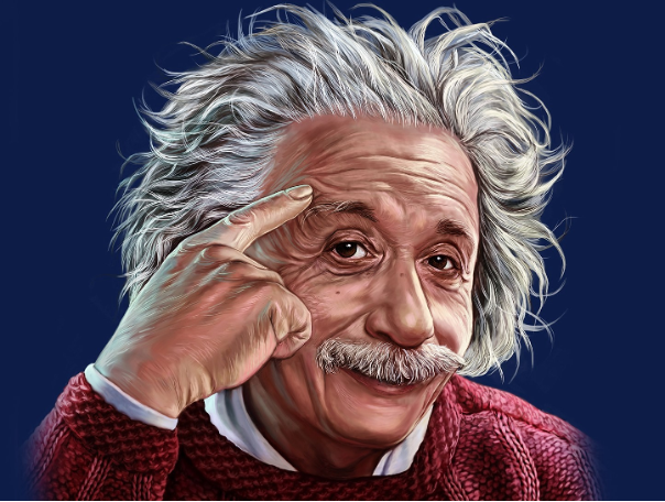 Albert+Einstein+is+considered+one+of+the+smartest+men+ever.+