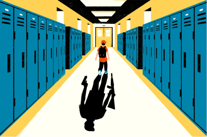 Students+live+in+fear+of+gun+violence+in+school