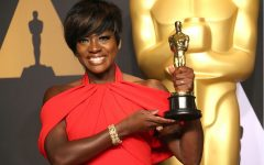 Viola Davis breaks records at the Academy Awards.
