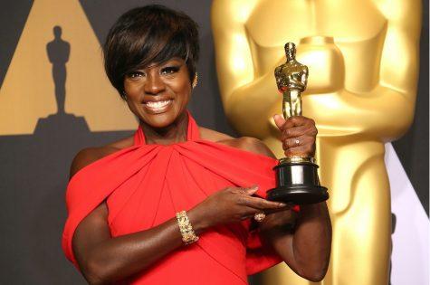 Viola Davis breaks records at the Academy Awards.
