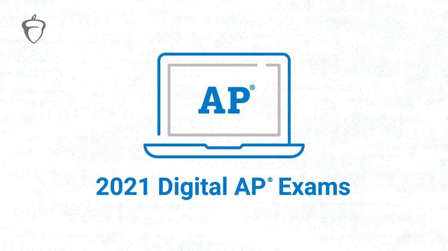 This year, most AP exams will be taken in a digital format.