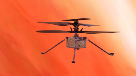 NASA's Ingenuity Helicopter is spearheading future aerial perspective expeditions