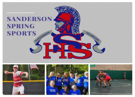 Spring sports at Sanderson have begun.
