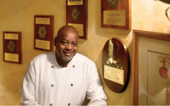 One of North Carolina's first celebrity chefs, Walter Royal, shines in the halls of Angus Barn.
