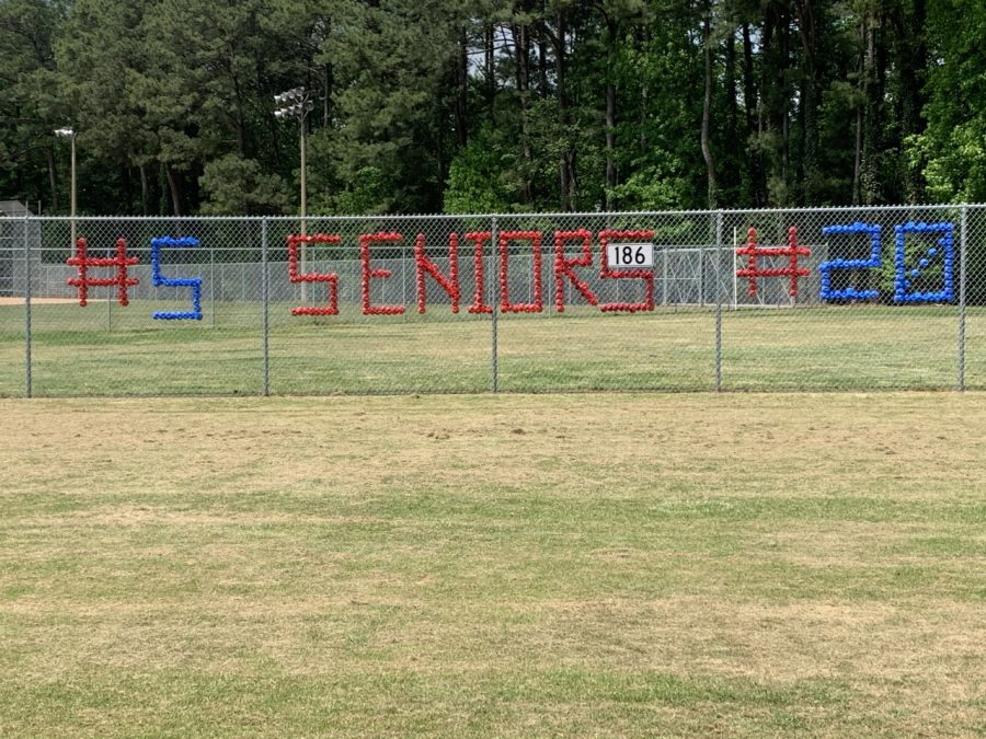Decorations for softball